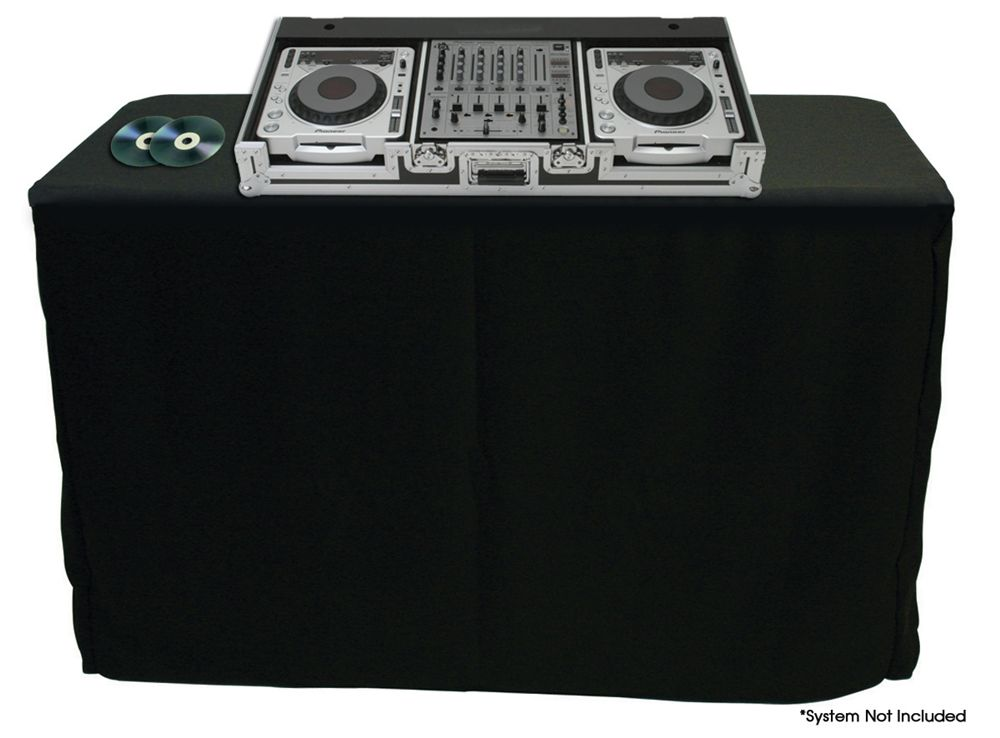 Amazin Gear Professional DJ Products - SKRIMS Fitted Tablecloth Table Cover